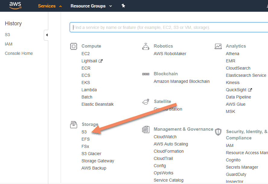How To Setup Amazon S3 Permissions For WordPress Backups