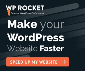 Make your WordPress Website Faster with WP Rocket